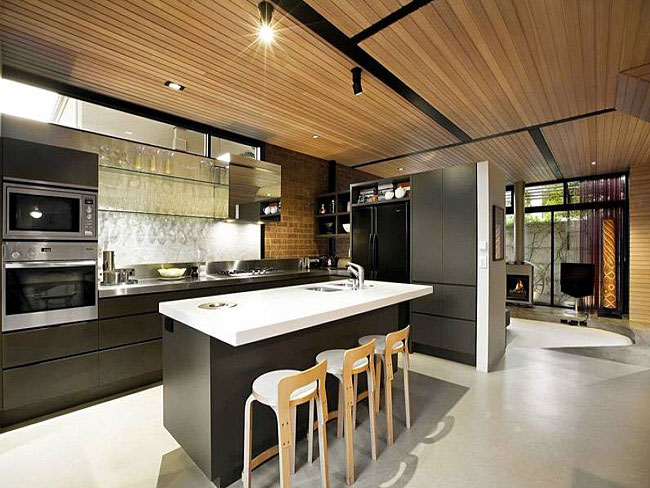 Miele-equipped-kitchen