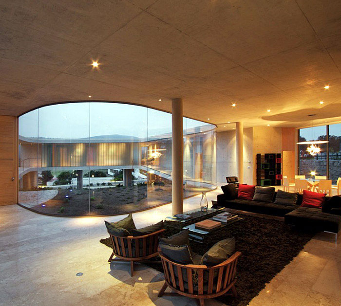 living dining spaces