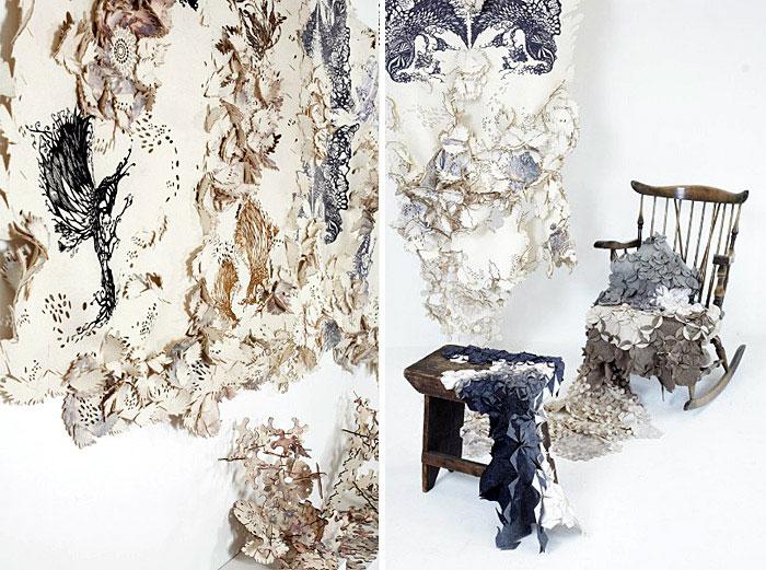 wood-textile