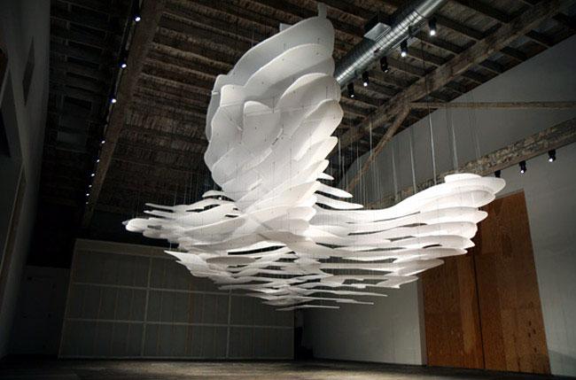 experimental sculptural project