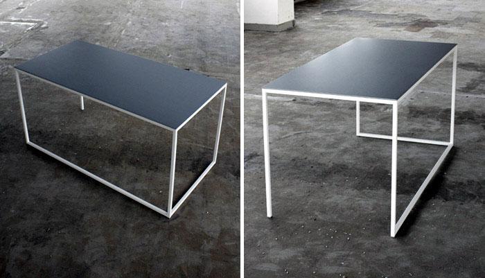 table-steel-aluminium