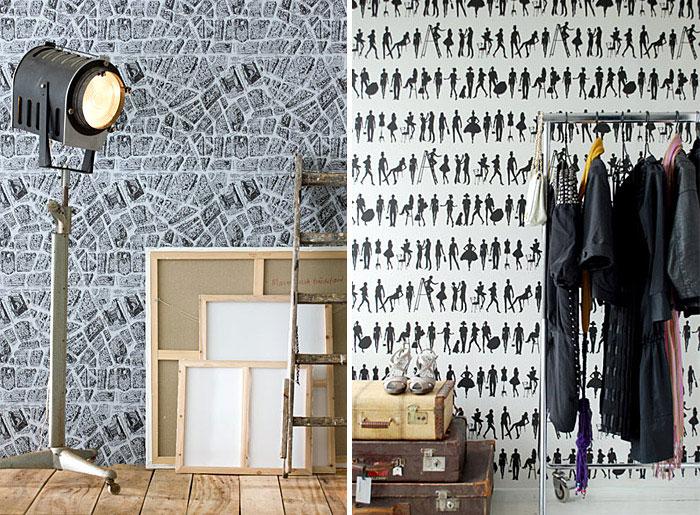 fashion wallcovering