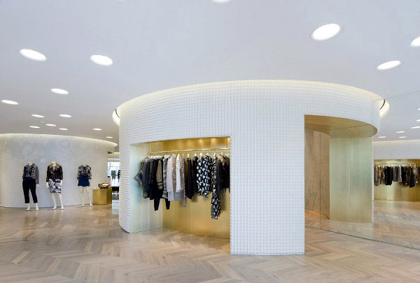 flagship store interior