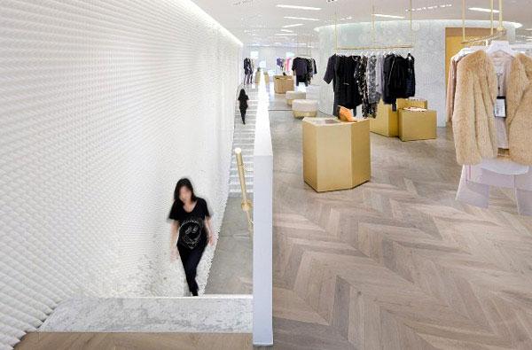 identity flagship store