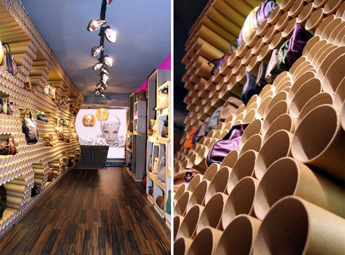 interior unique store