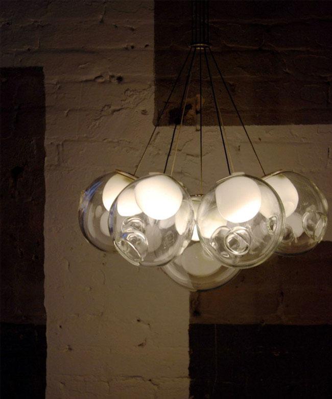 spherical shape lamp