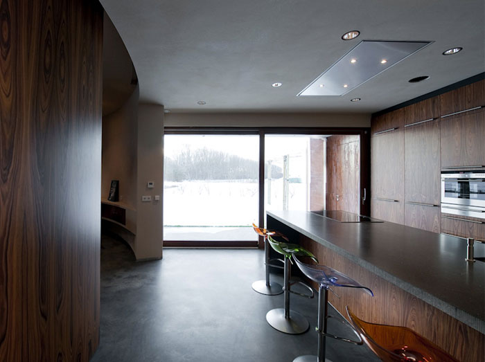 unique interior
