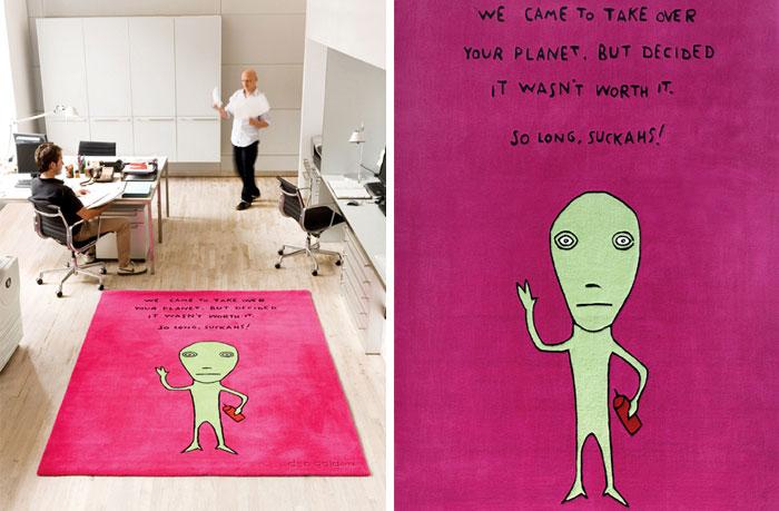 cartoon carpets