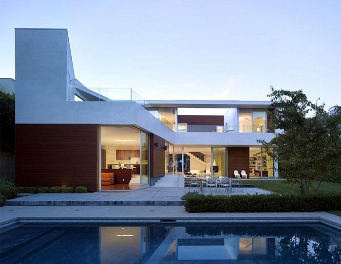 residences exterior