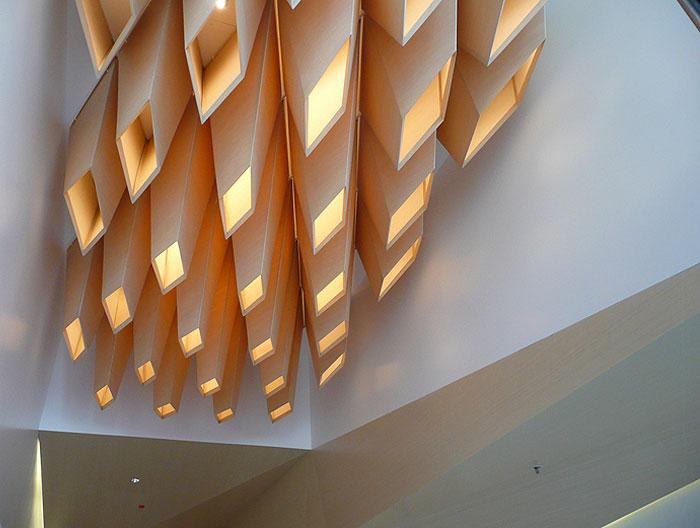 specific installation lighting