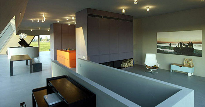 living room amstelveen house