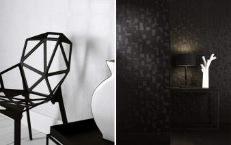 geometric checkered wallpaper pattern 338x212