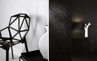 geometric checkered wallpaper pattern 338x212