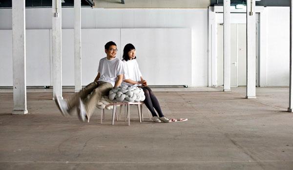 textile cloud furniture
