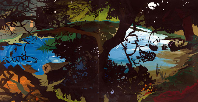 clare woods landscapes