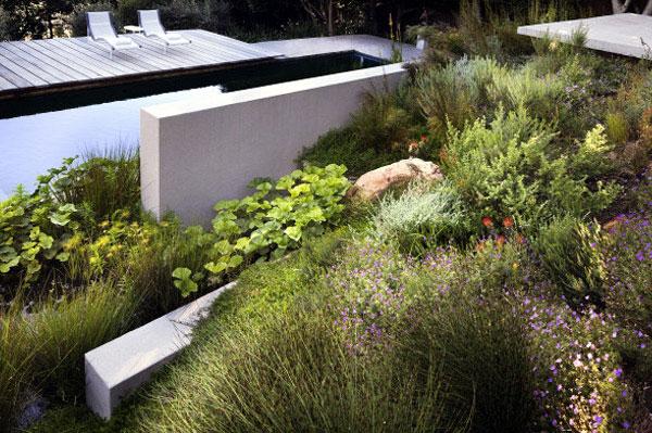 landscaping residence