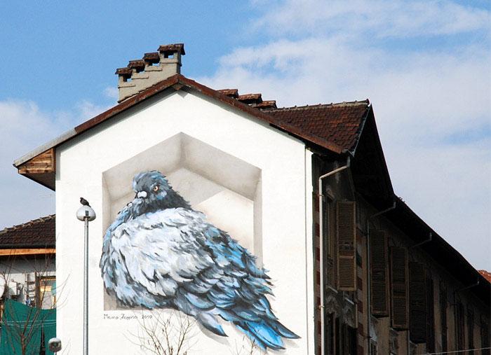 urban art mauro fassino