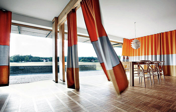 amazing villa from danish architect jeppe utzon