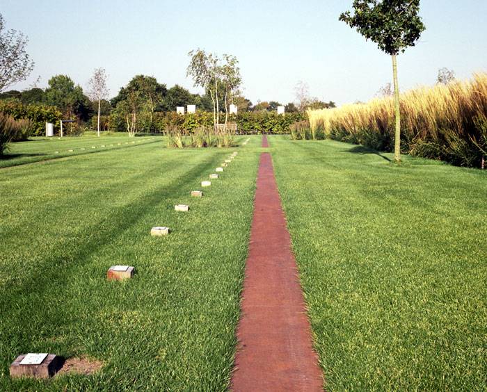 landscape architecture cemetery