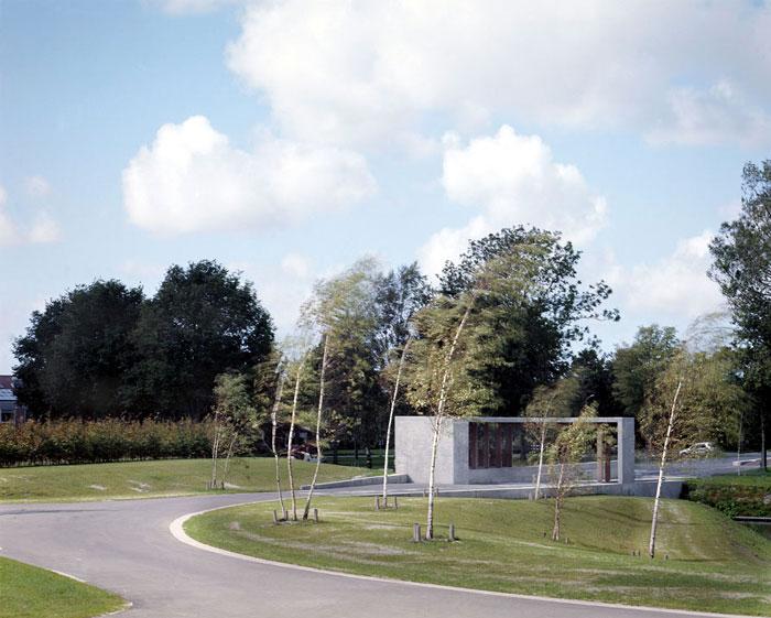 landscape architecture park network