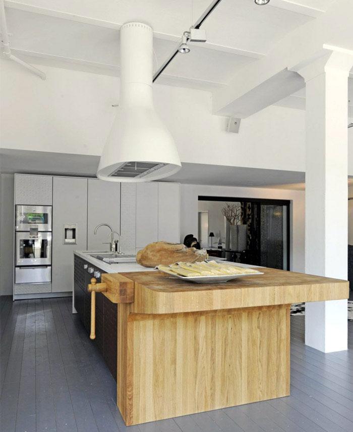 modern kitchen schiffini