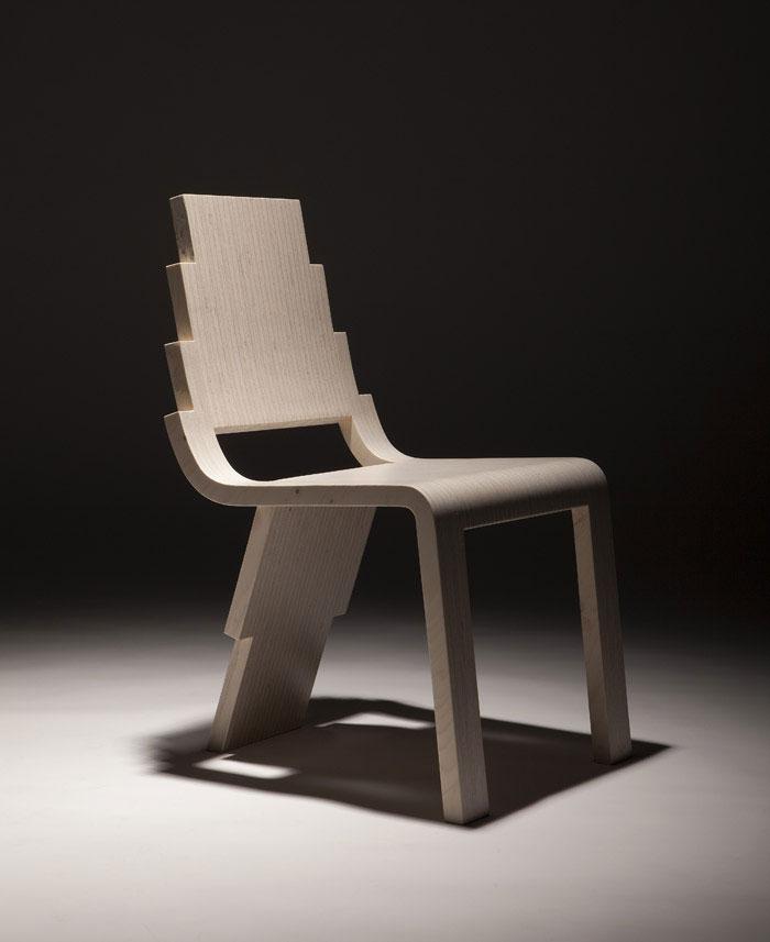 maya stackable chair