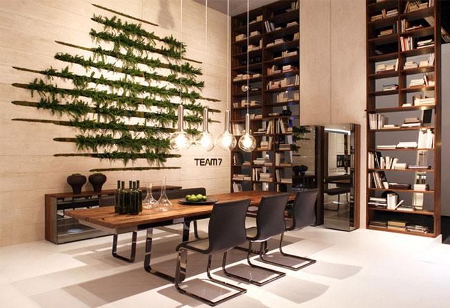 solid wood design livingroom