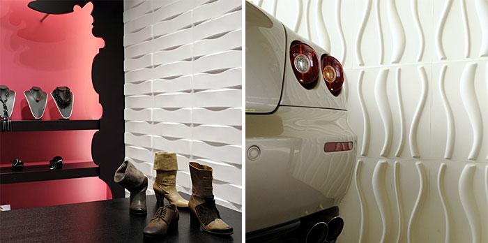 creative wall panels