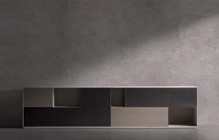 modular sideboard composition