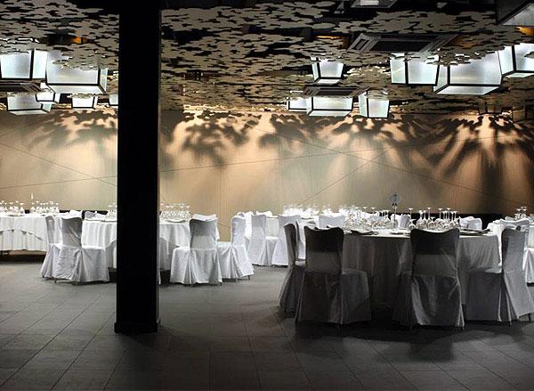 beautiful ceiling interior restaurant