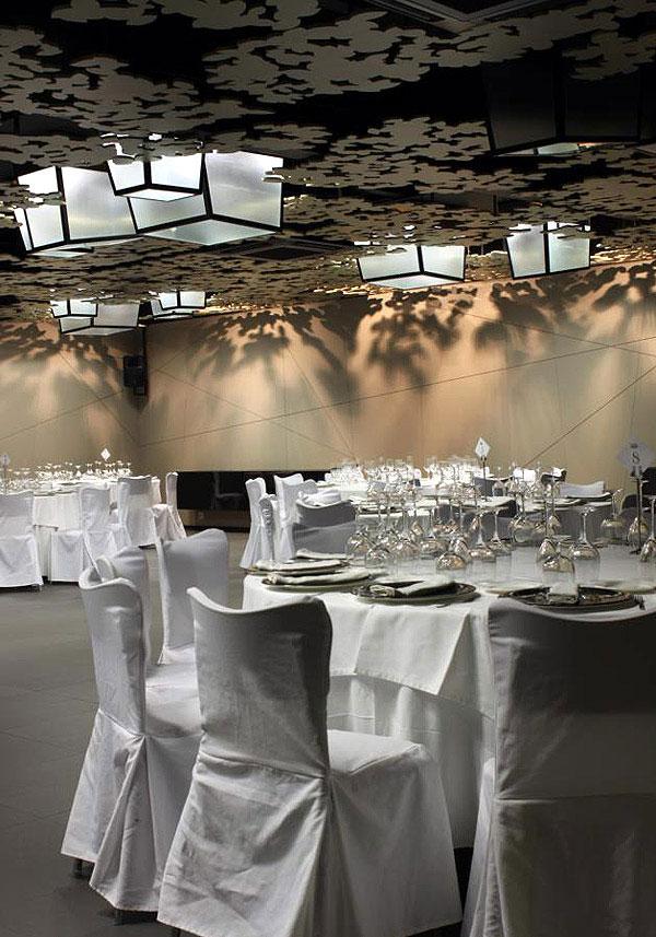 restaurant interior lighting1