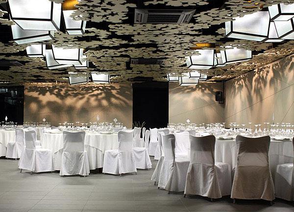restaurant interior lighting2