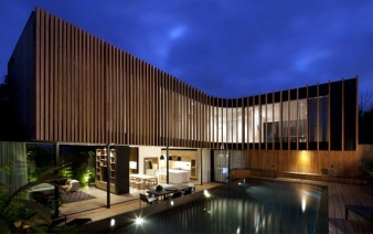 timber facade modern dwelling 338x212