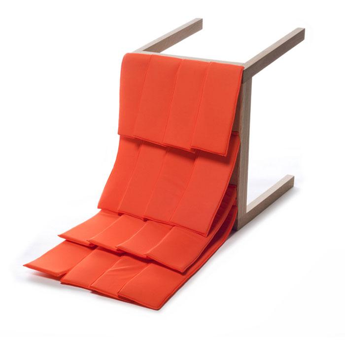 chair textile
