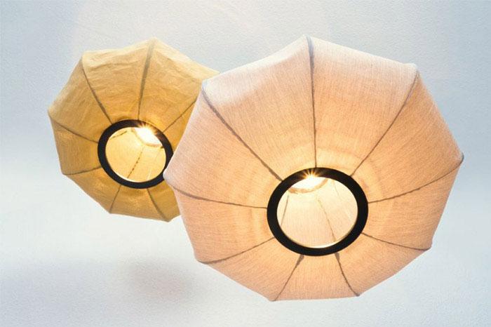 textile diffuse light