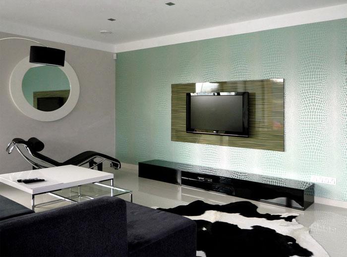 family house interior living area