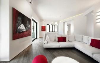 luxurious apartment interior design living room 338x212