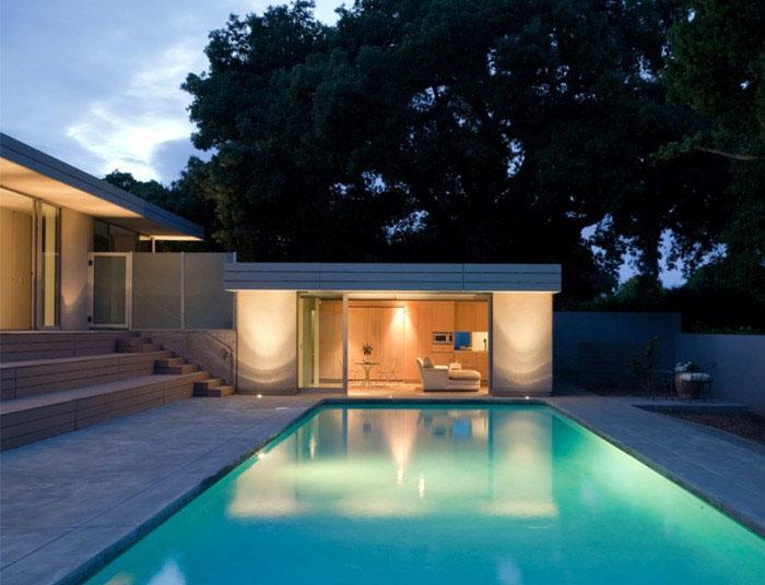 simple home pool