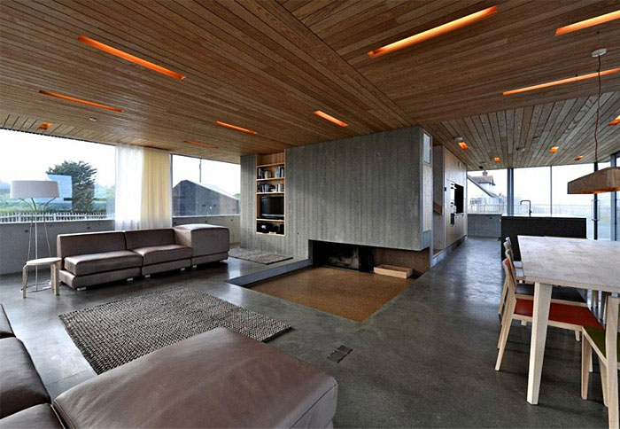 levitating house interior living area1