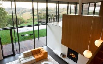 amazing residence renovation interior living room orange 338x212