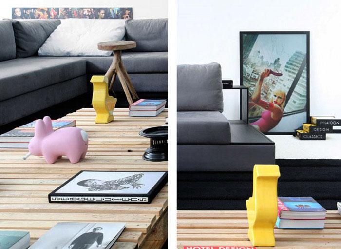 contemporary brazilian house living room decor