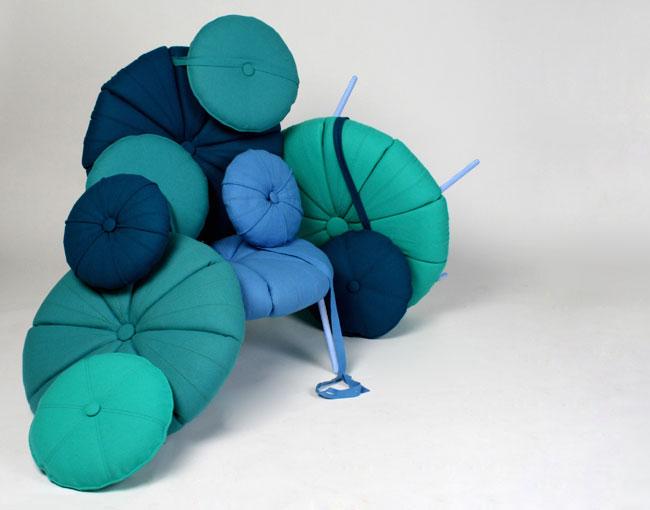 furniture concept cushions
