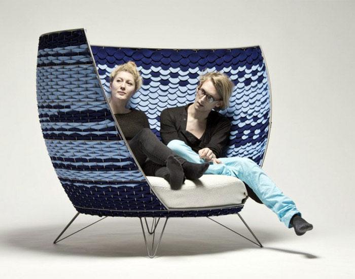 big basket chair