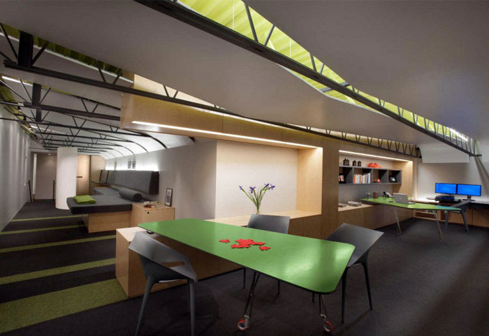 existing office lease space