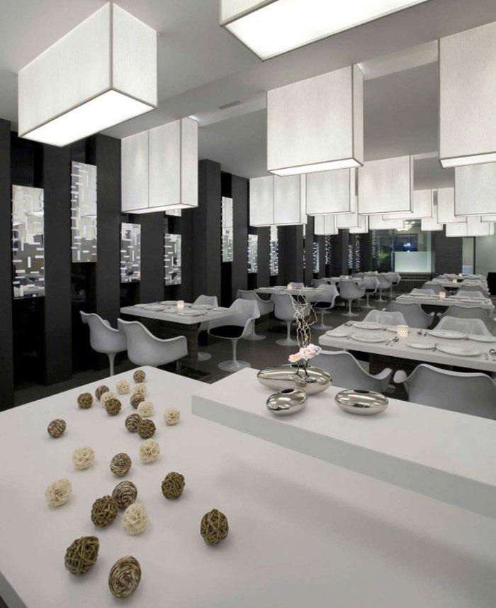interior decor restaurant new identity