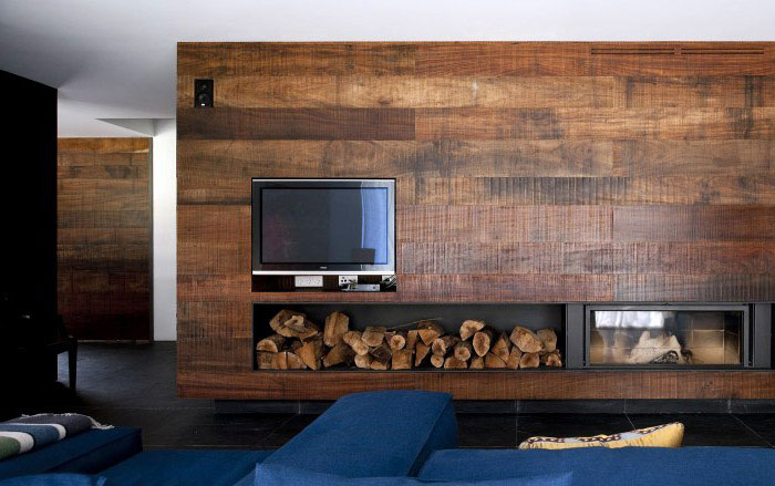 remodeling urban house interior living room