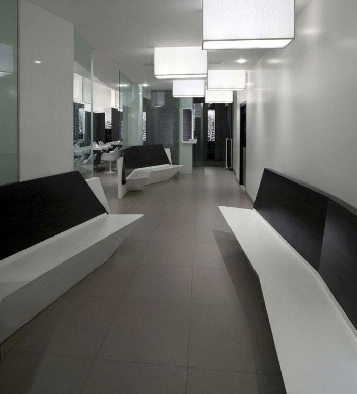 restaurant flexible interior decor