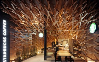 starbucks coffee kengo kuma associates 338x212