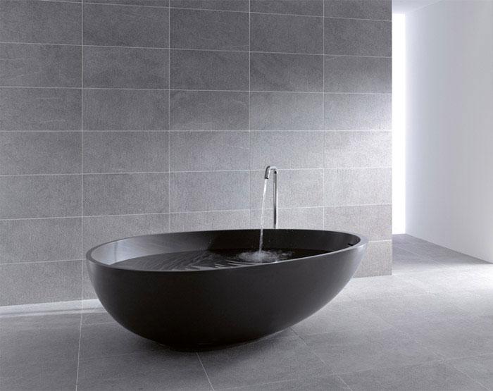 vov bathtub black