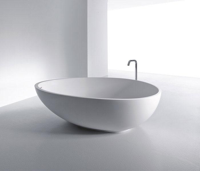 vov bathtub white